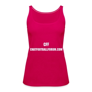 Ladies Vest Top - Women's Premium Tank Top