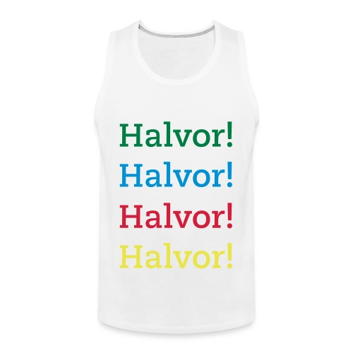 HALVOR! - Men's Premium Tank Top