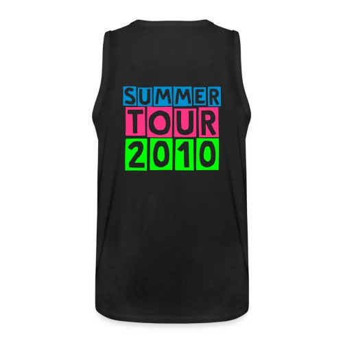 Summer Tour Tank - Men's Premium Tank Top