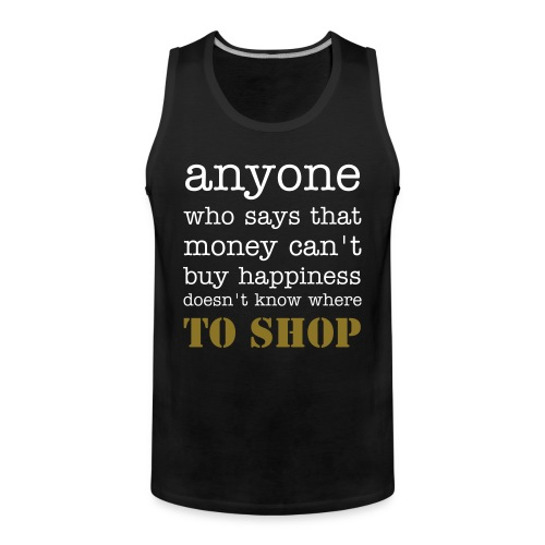 addiction. - Herre Premium tanktop