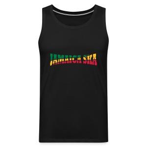 Jamaica-Ska-Shirt - Männer Premium Tank Top