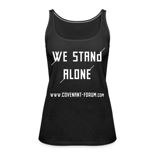 We Stand Tank - Frauen Premium Tank Top