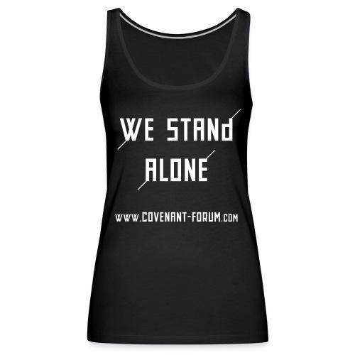 We Stand Tank - Frauen Premium Tank Top