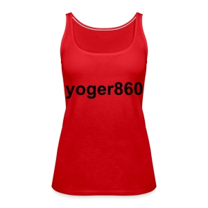 the yoger860 sweatshirt - Women's Premium Tank Top