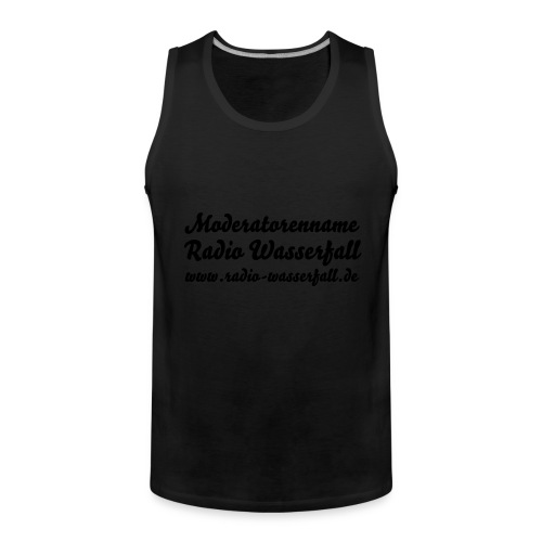 Modiname - Männer Premium Tank Top