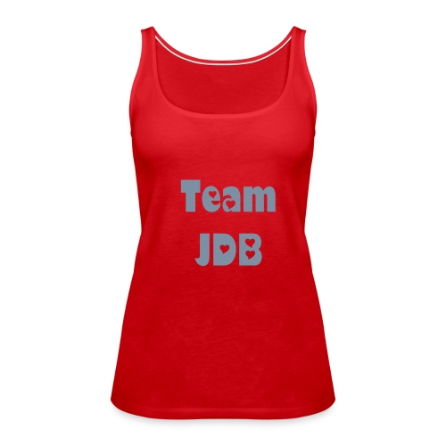 Team JDB Strappy Top - Women's Premium Tank Top