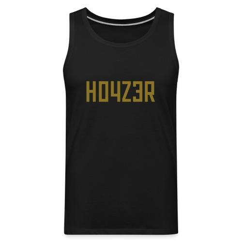 Hoyzer Boyz linne - Premiumtanktopp herr