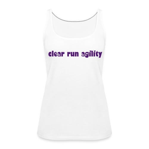 women sleeveless  t - shirt  - various colours - Women's Premium Tank Top