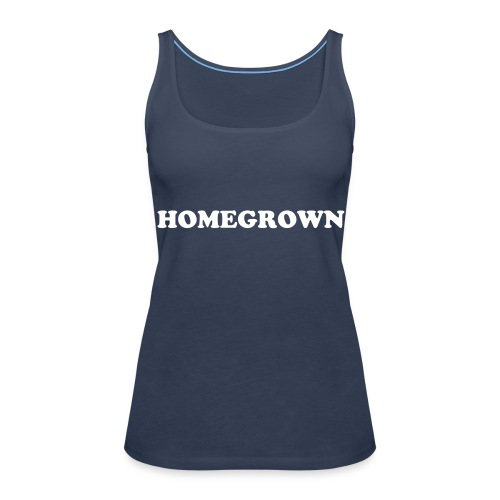 HOMEGROWN - Vrouwen Premium tank top
