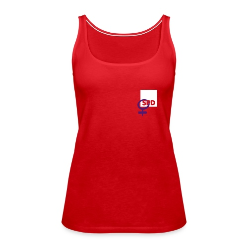 ASF Top - Frauen Premium Tank Top