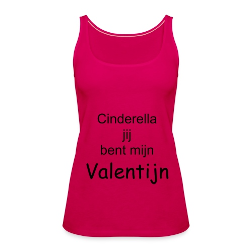 Cindy shirt - Vrouwen Premium tank top
