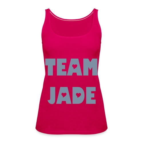 Team Jade Camisole - Women's Premium Tank Top