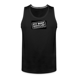 Fit Body Boot Camp Fitness Tank - Men's Premium Tank Top