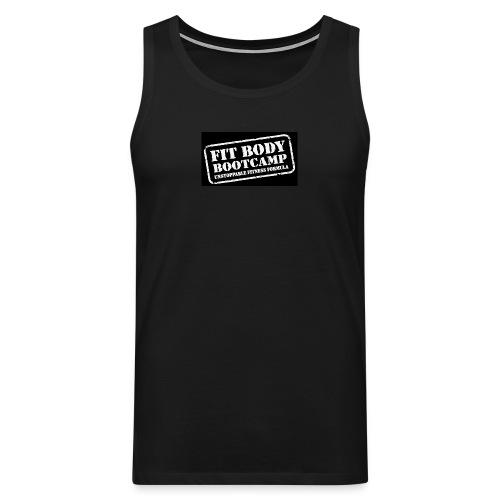 Fit Body Boot Camp Fitness Tank - Men's Premium Tank Top