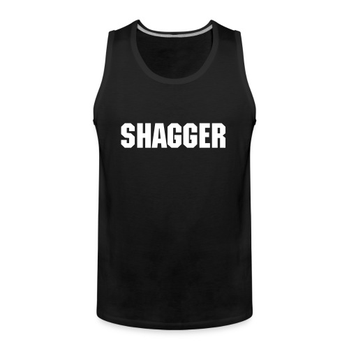 Shagger Muscle Shirt - Men's Premium Tank Top