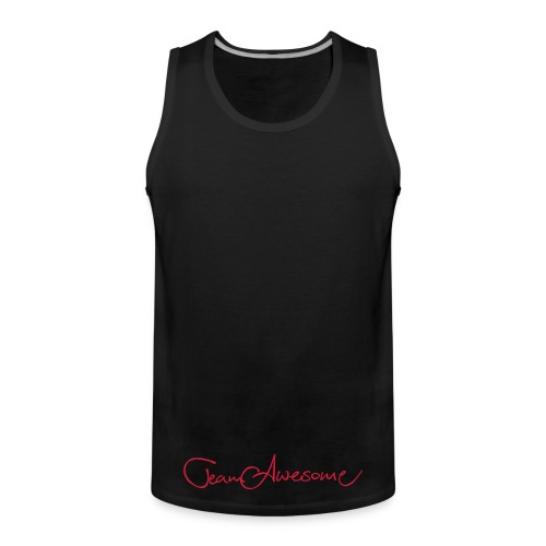 Bungas Muscle Red - Männer Premium Tank Top