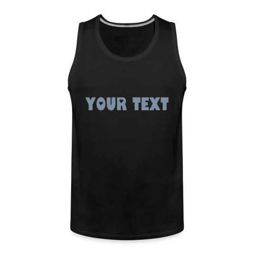 Do It Yourself -Shirt - Men's Premium Tank Top