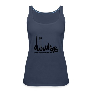 Spaghetti Top dubwise - Women's Premium Tank Top
