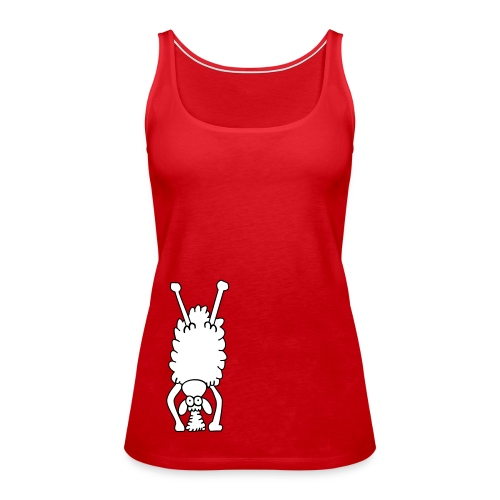 Frauen Spagetti-Top - Frauen Premium Tank Top