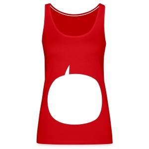 Camiseta Rotulable - Camiseta de tirantes premium mujer