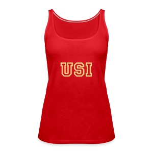 Top (red) - Women's Premium Tank Top