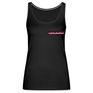 Volleyballer - Frauen Premium Tank Top