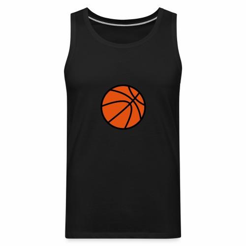 Basketball - Männer Premium Tank Top