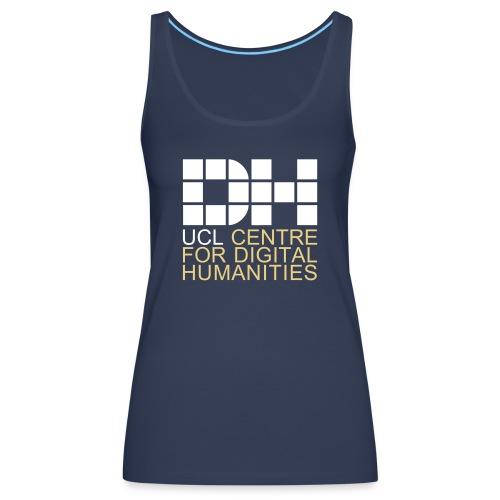 DH UCL captioned remix - Women's Premium Tank Top