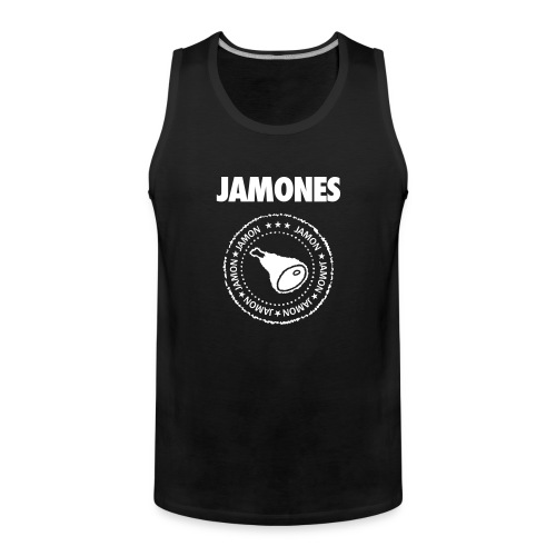 Jamones - Men's Premium Tank Top
