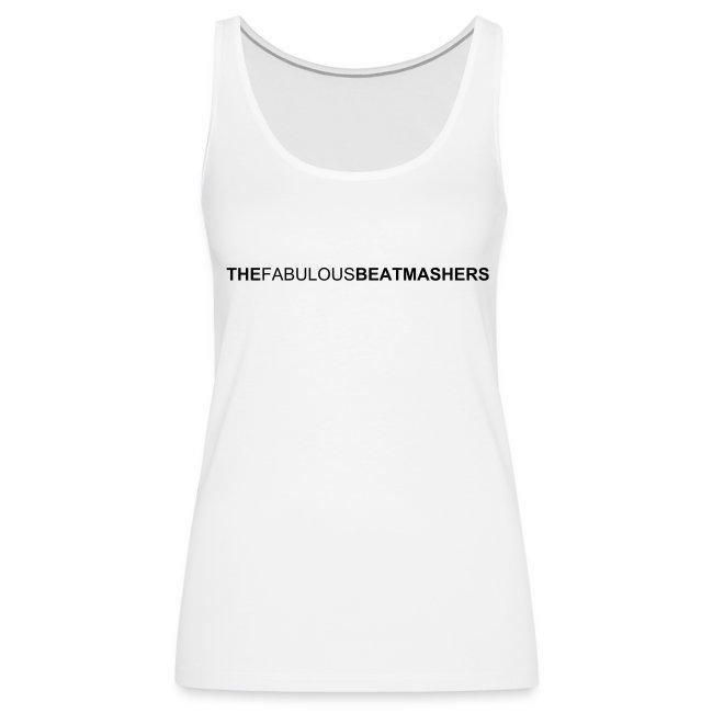 Fabulous Beatmashers - Tank Top - white