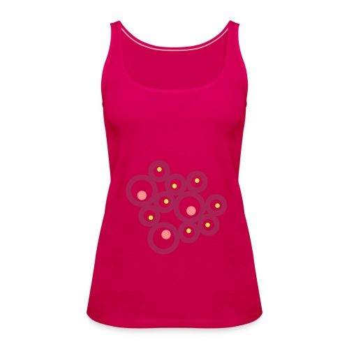 Shirt Ringe - Frauen Premium Tank Top