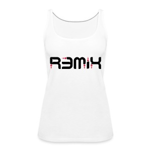 Remix - Women's Premium Tank Top