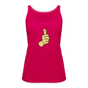 Thumbs Up 2 - Women's Premium Tank Top