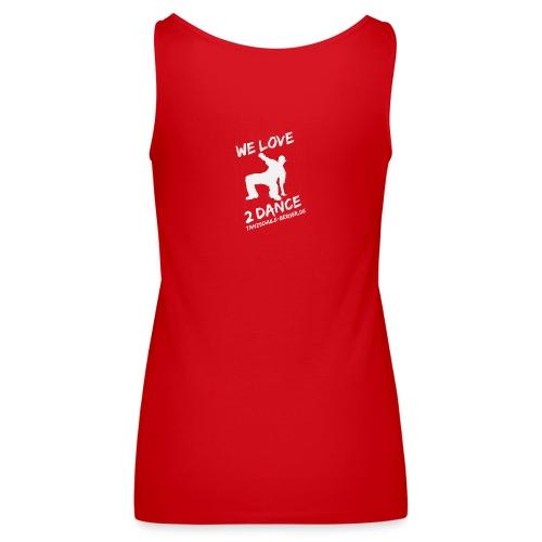 Frauen Tank Shirt - Frauen Premium Tank Top
