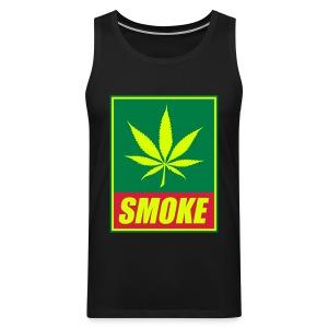 Smoke - Débardeur Premium Homme