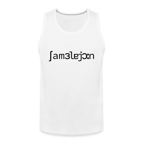 Cameleon - Männer Premium Tank Top