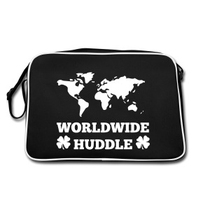 Worldwide Huddle - Retro Bag