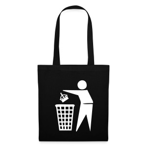 Bin the Monarchy - Tote Bag