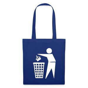 Bin the Monarchy - Tote Bag