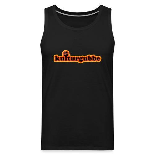 KULTURGUBBE - Premiumtanktopp herr