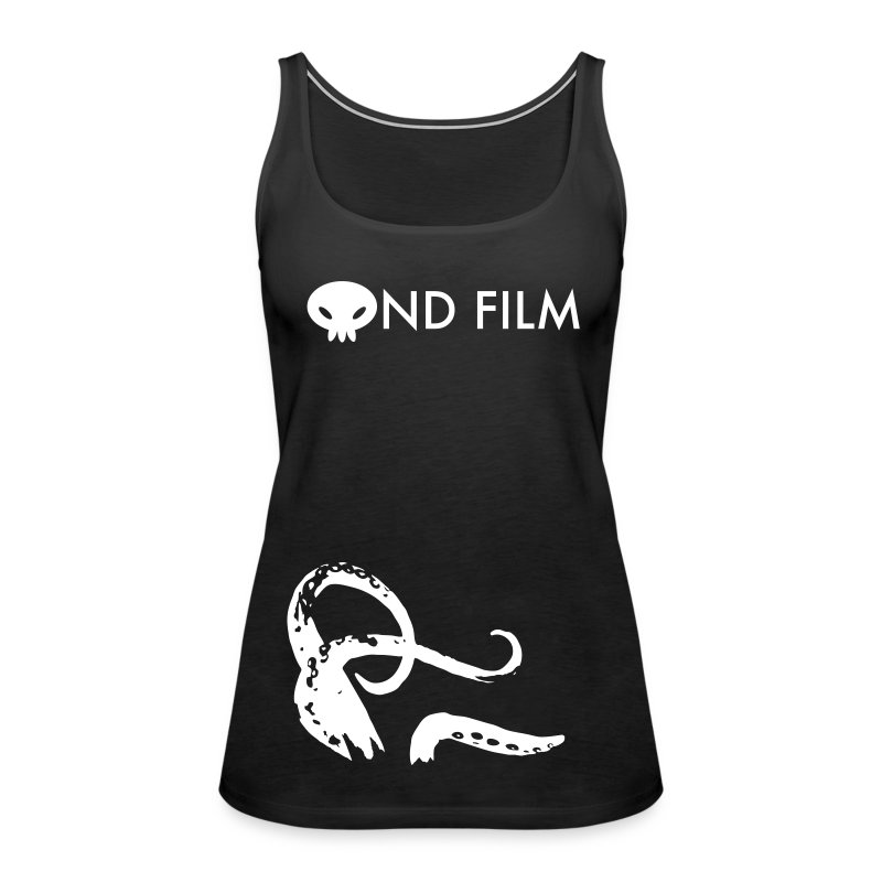 Tentacle Tank Girlie - Women's Premium Tank Top