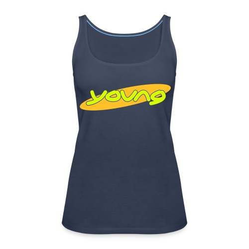 young Tank Top - Frauen Premium Tank Top
