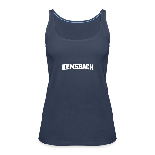 Girls Top Hemsbach - Frauen Premium Tank Top