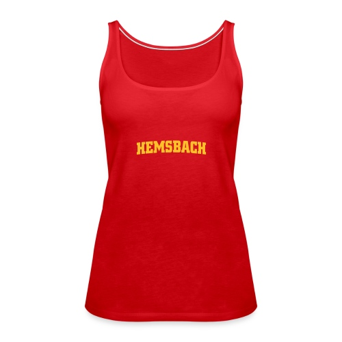 Girls Top Hemsbach - Frauen Premium Tank Top