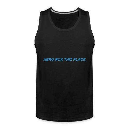 GIRLY - Männer Premium Tank Top