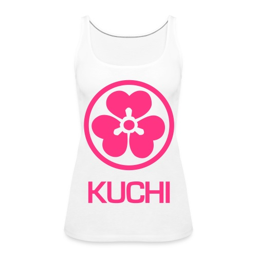 White-Pink Girls - Frauen Premium Tank Top