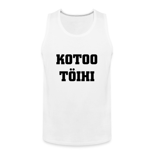 kotoo toihi - Men's Premium Tank Top