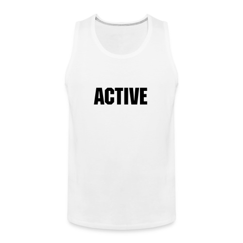 Active tank - Men's Premium Tank Top