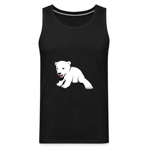 Bären-Shirt, Motive-T-Shirt - Männer Premium Tank Top