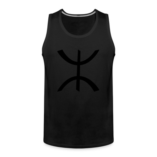 Amazigh Sign - Mannen Premium tank top